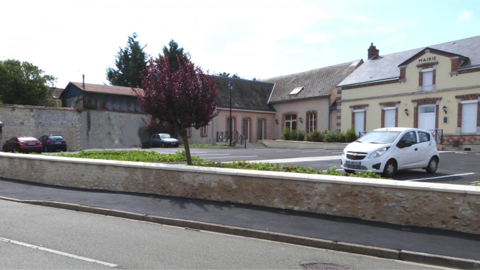 Commune de Roinville-sous-Auneau